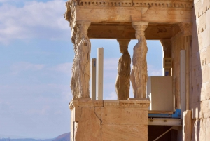 Athens: Acropolis Virtual Tour with a Licensed Guide