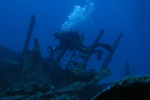 Athens: Adventure Dives in Nea Makri for Certified Divers
