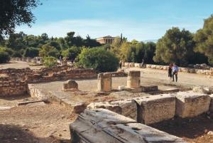 Athens: Agora, Plaka & Monastiraki Private Tour