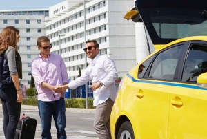 Athens Airport: Private Transfer to or from City Center