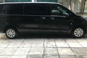 Athens Airport Private Transfers