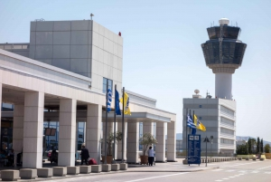 Athens Airport Shuttle Bus Transfer