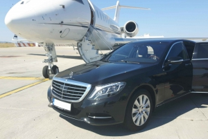 Athens Airport to Glyfada Private Transfer