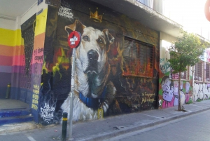Athens: Alternative Neighborhoods Private Tour