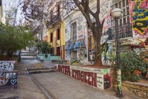 Athens: Alternative Walking Tour
