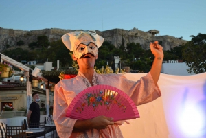 Athens: Ancient Greek Theater Performance
