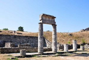 Athens: Ancient Olympia and Corinth Canal Private Tour