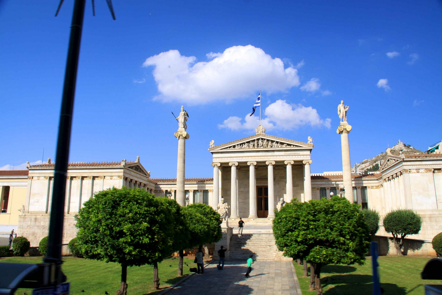 Athens and Acropolis Afternoon Tour including Entry Tickets