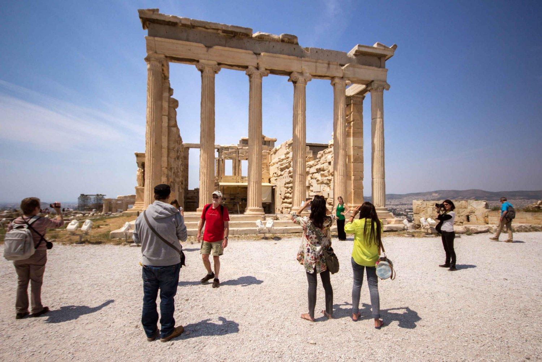 Athens and Acropolis: Skip-the-Line 3-Hour Walking Tour