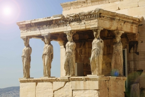 Athens and Piraeus Private Tour For Groups