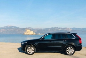 Athens: Athens Airport to Glyfada Private Transfer