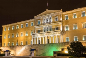 Athens: Beer Tour and 3-Course Dinner