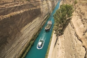 Athens: Biblical Ancient Corinth and Isthmus Canal Tour