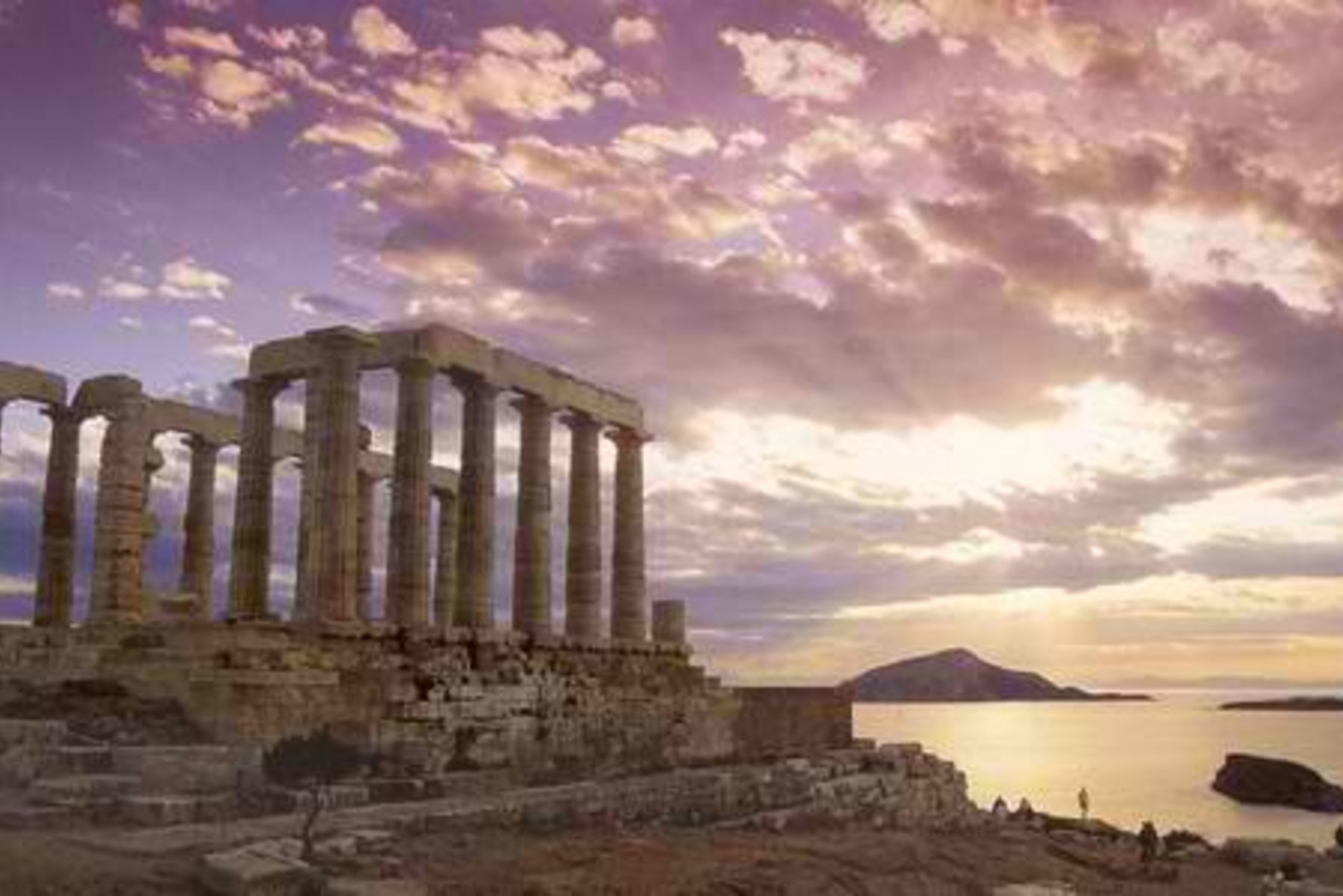 Athens & Cape Sounion Private Full-Day Tour