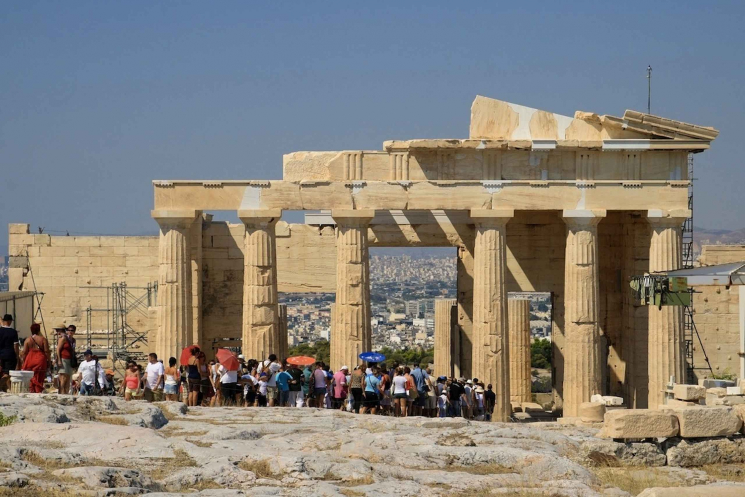 Athens & Cape Sounion Private Sightseeing Tour