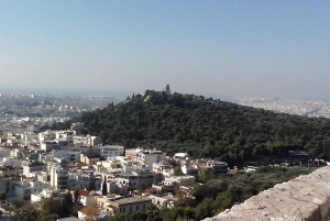 Athens: City & Acropolis Tour with Private Car and Driver