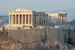 Athens: City & Acropolis Walking Tour without Entry Tickets