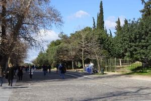Athens City and Acropolis: 3-Hour Walking Tour