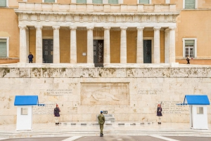Athens City and Seaside: Yellow Hop-on Hop-off Bus Tour