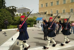 Athens: City Highlights Tour for First-Time Visitors