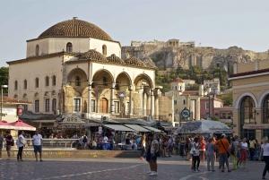 Athens: City & Streets Tour
