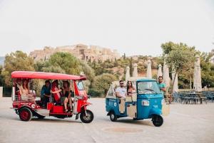 Athens: City Tuk-Tuk Tour