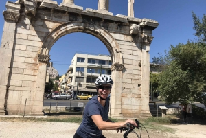 Athens Classic Tour on an Electric Bicycle