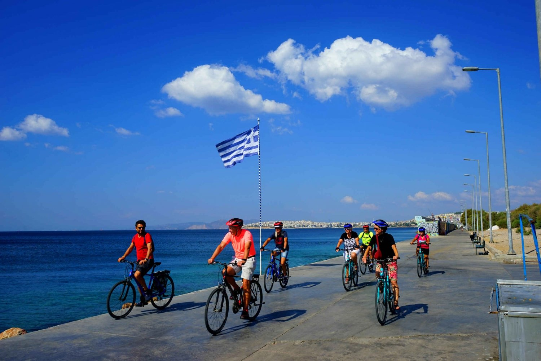 Athens Coastal Bike Tour