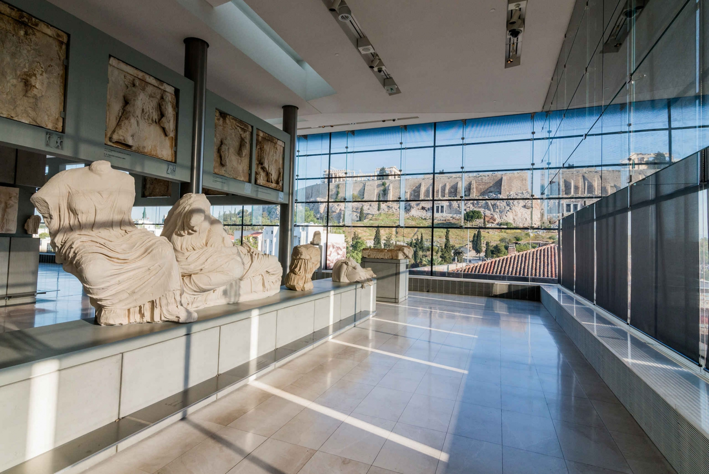 Athens Combo: Acropolis, the Museum, Plaka & Food Tour