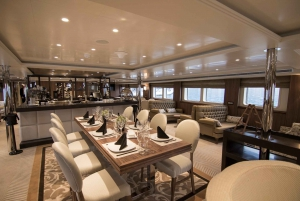 Athens: Cruise to the Greek Islands in VIP Seats with Lunch