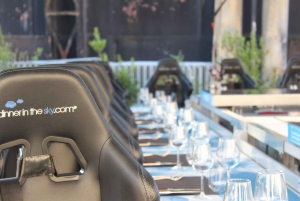 Athens: Dinner in the Sky Experience