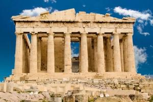 Athens: Early Morning Acropolis & Plaka Guided Walking Tour