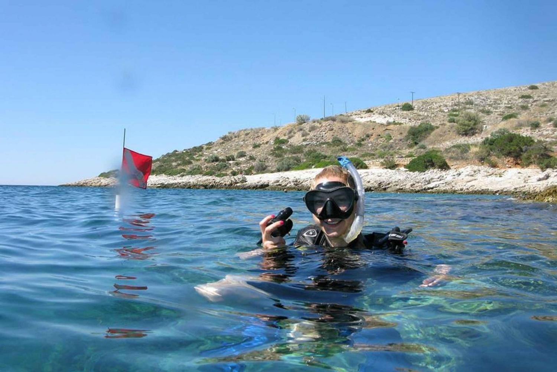 Athens East Coast: Open Water Diver Course in Nea Makri