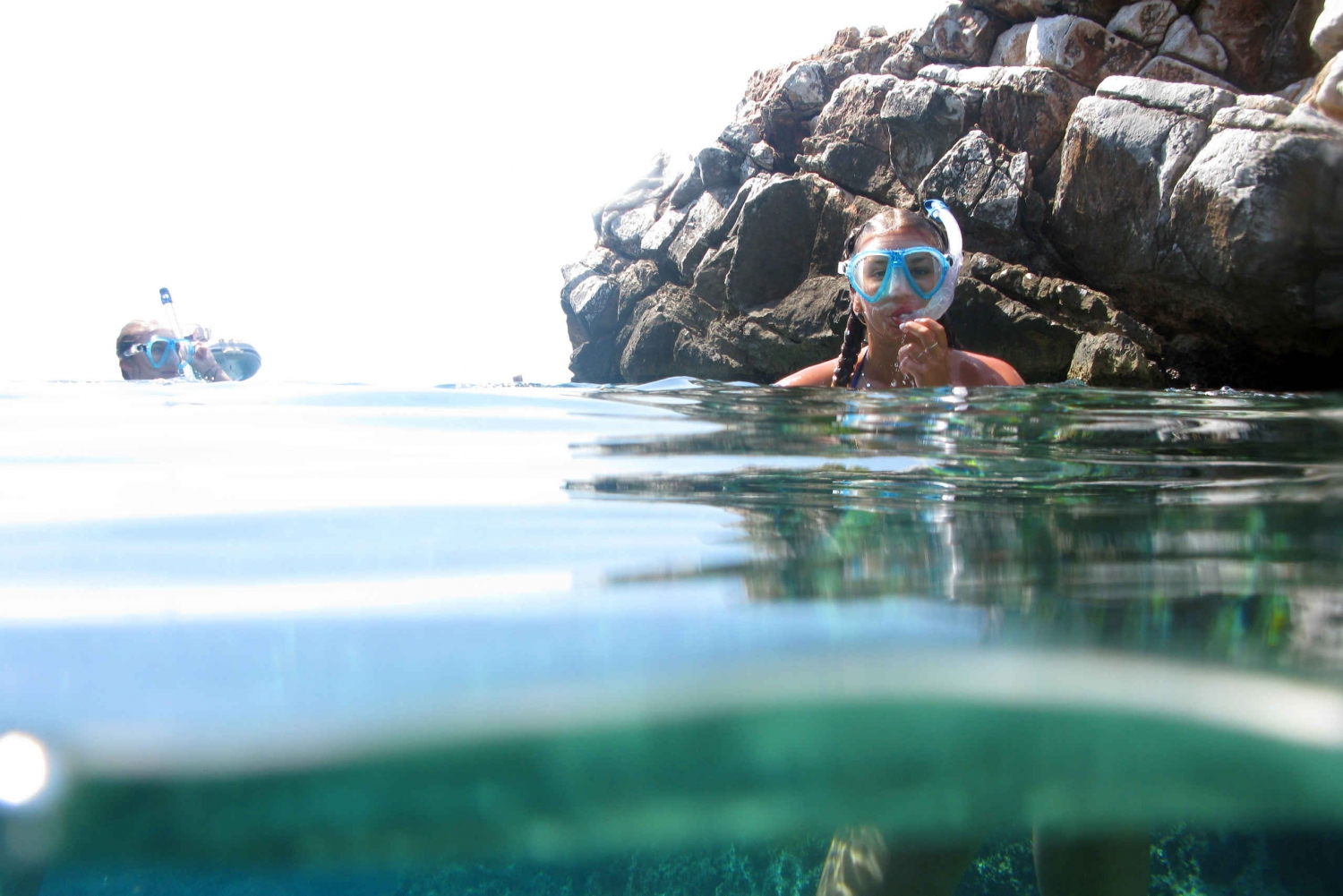 Athens East Coast: Snorkeling Boat Excursion in Nea Makri