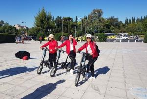 Athens: Electric Bike Day Tour