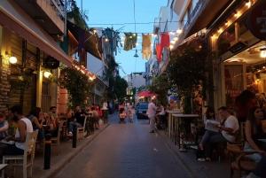Athens: Electric Bike Night Tour
