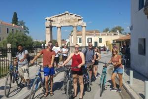 Athens: Electric Bike Tour