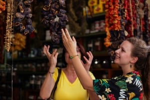 Athens: Food Tour with a Local with 10 Tastings