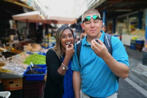 Athens: Food Tour with Market Visit and Traditional Lunch