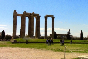 Athens: Full-Day Private Tour