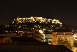 Athens: Greek Cooking Class & Dinner on a Rooftop