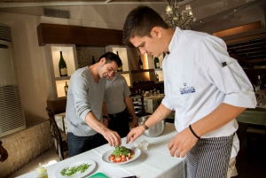 Athens: Greek Cooking Group Class