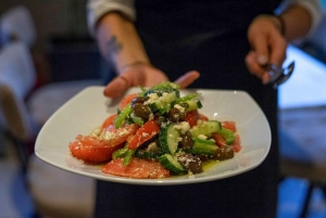 Athens: Greek Cooking Lesson & 3-Course Dinner