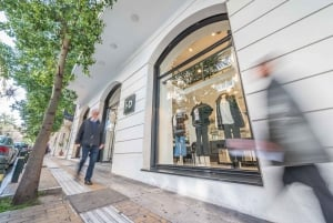 Athens: Greek Fashion Shopping Tour with a Local Expert