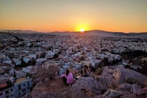 Athens: Guided Mythological Walking Tour