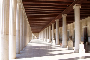 Athens: Guided Tour of Ancient Agora and Agora Museum