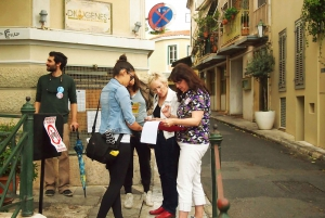 Athens: Guided Treasure Hunt Adventure