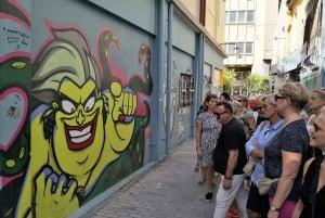 Athens: Guided Urban Street-Art Tour