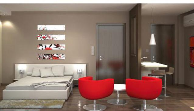 Athens Habitat Apartments Marousi