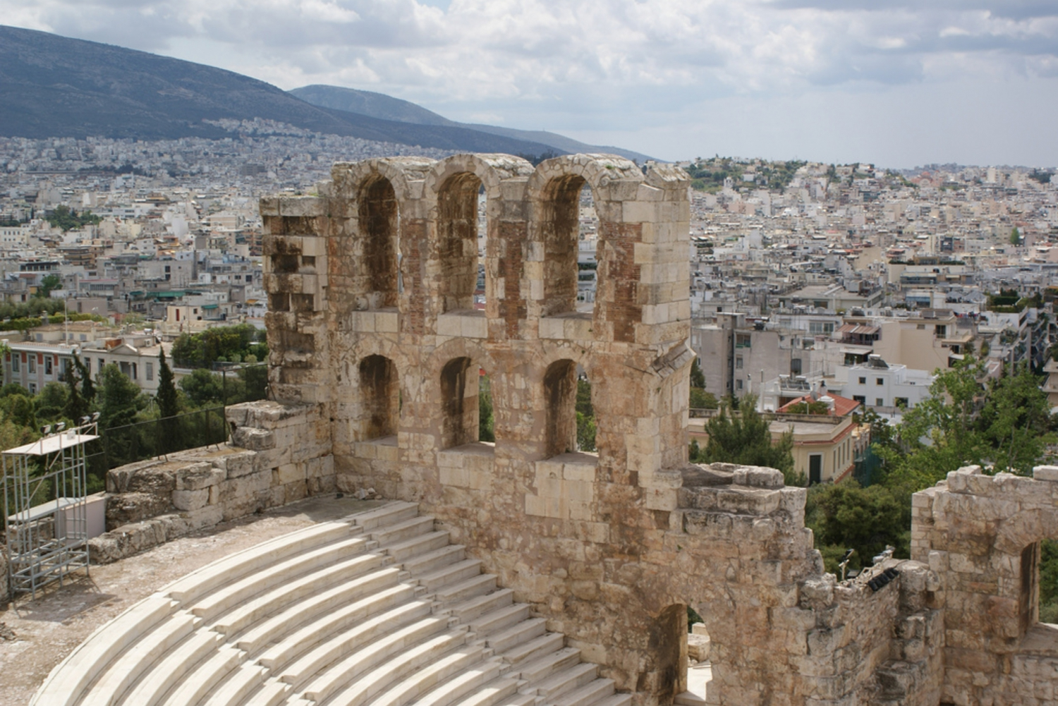 Athens Half-Day Private City Tour